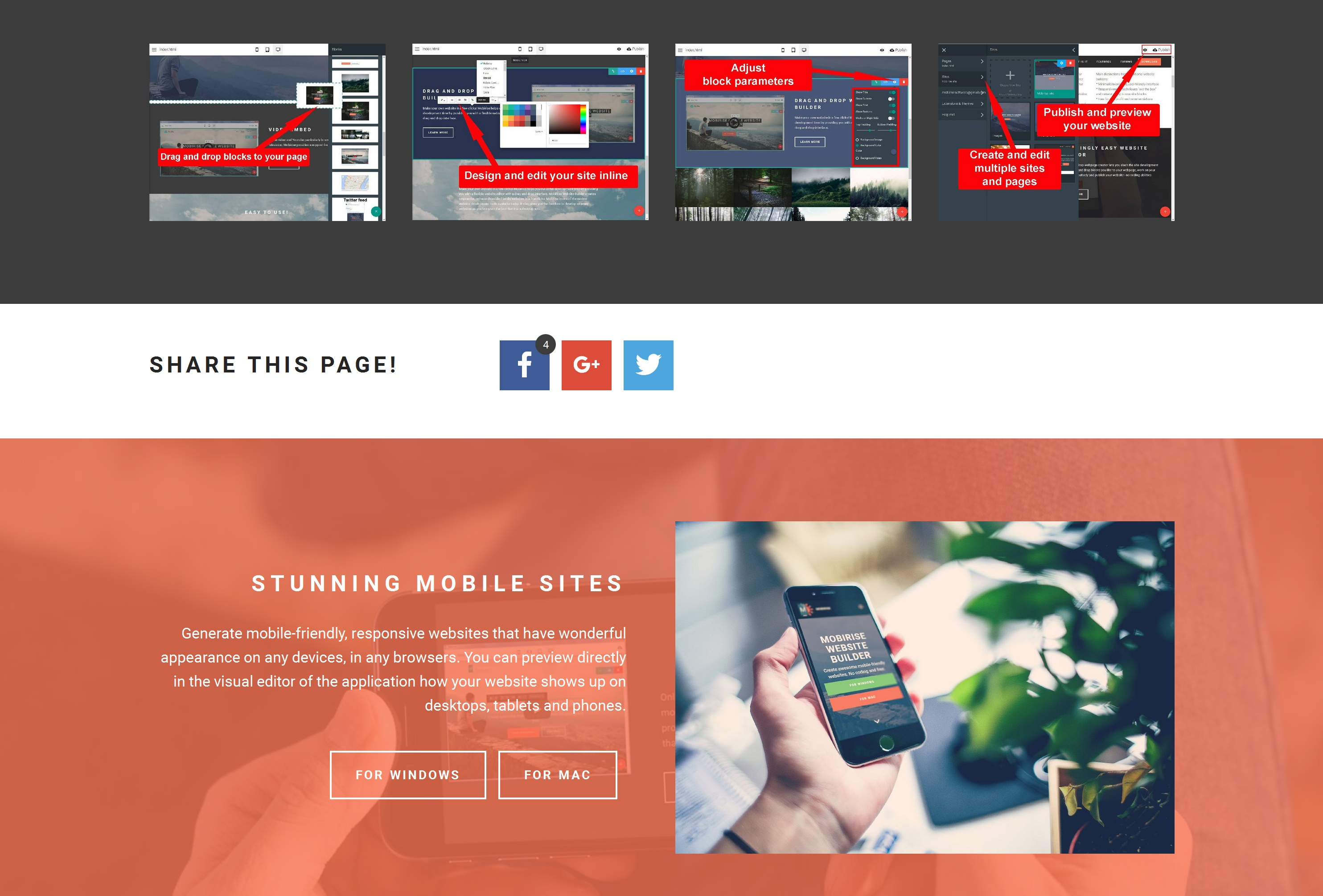 Quick HTML Web Page  Builder Review
