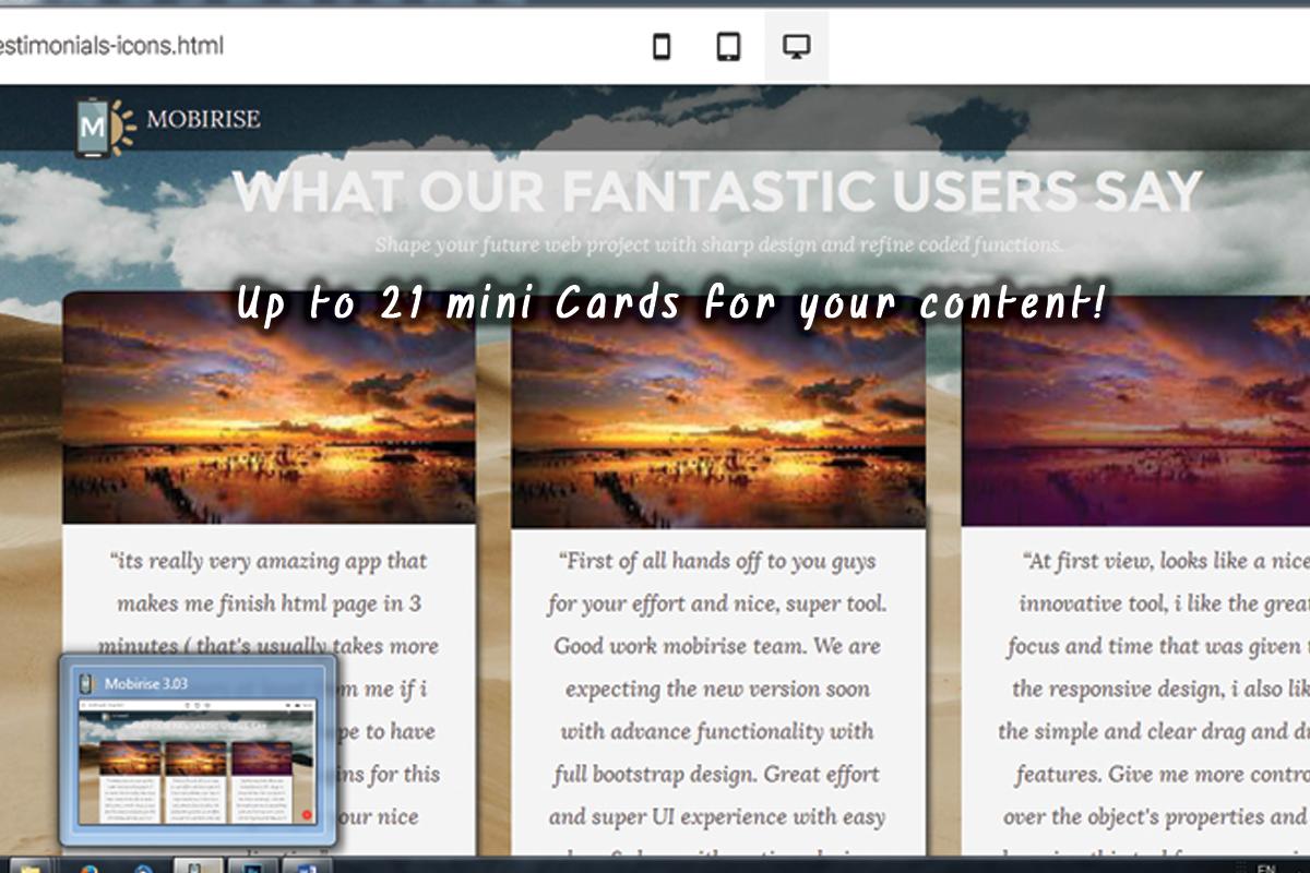 Mobile Web Design Software Download