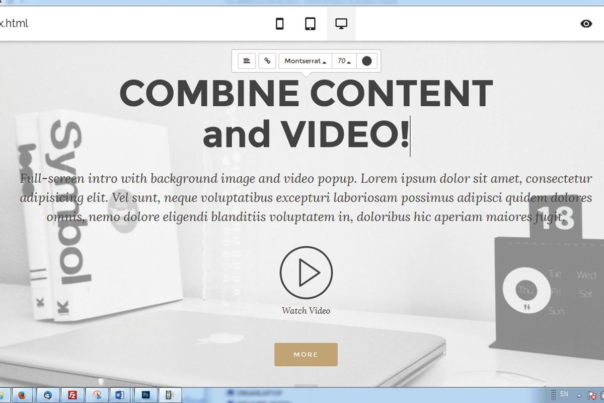 Best Responsive Site Builder Software