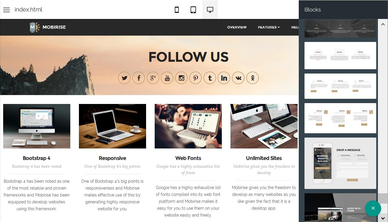 Top Website Design Software