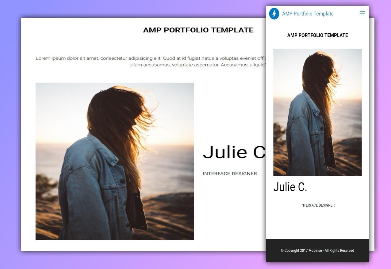AMP Portfolio
