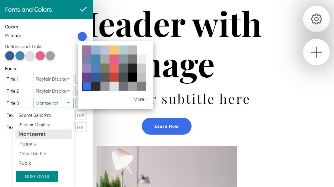Mobile Web Design Maker